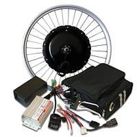 Электронабор для установки на велосипед 60V1000W Стандарт 24 дюйма задний