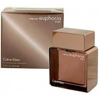 Мужские ароматы Calvin Klein Euphoria Men Intense (дорогой, загадочный, привлекательный аромат)
