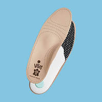 Viva High — Ортопедическая каркасная стелька-супинатор для закрытой обуви, PEDAG