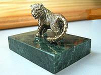 Бронзовая фигурка Тигр в подарок