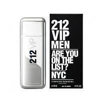 Мужские ароматы Carolina Herrera 212 VIP Men (стильный аромат)