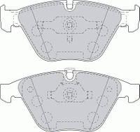 Тормозные колодки BMW 3 E91 E92 (FERODO)