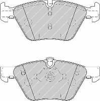 Тормозные колодки BMW 3 E90 E91 E92 (FERODO)