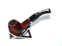 Курительная трубка B&B №036, груша, фильтр 9мм