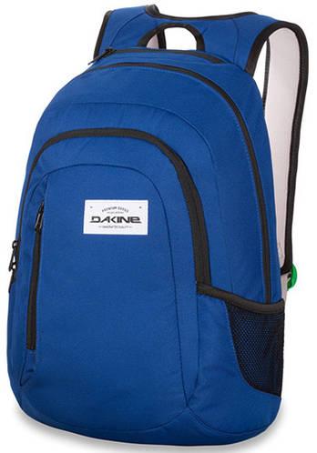 Мужской рюкзак городской Dakine Factor 20L Portway 610934866780 синий