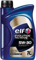 Моторное масло Elf Evolution Full-Tech FE 5W30 1л