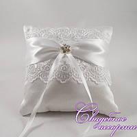 Свадебная подушечка №12