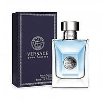 Мужская туалетная вода Versace pour Homme EDT 100 ml (лиц.)
