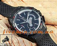 Мужские часы Tag Heuer Grand Carrera Calibre 36 RS Caliper Chronograph All Black