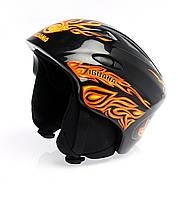 Шлем зимний Iguana black IKVZ500K