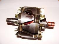 Якорь генератора 17 мм. (14V.80A.) ВАЗ 2110, ВАЗ 2112, ВАЗ 1119, ВАЗ 2170 Приора.