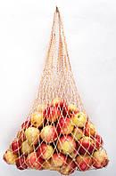Авоська - бело-красно-желтая