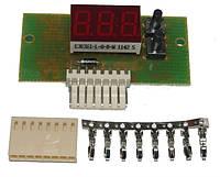 Контроллер заряда-разряда 2х канальный ВРПТ-0.36 - 2К