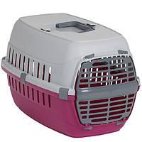 Moderna РОУД-РАННЕР 1 переноска для собак и котов с пластик. дверью, 51Х31Х34 см
