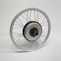 Мотор-колесо для велосипеда  48V800W 24 дюйма заднее