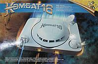 Игровая приставка Sega Комбат 16-bit
