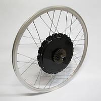 Мотор-колесо для велосипеда 48V1000W 28 дюймов заднее