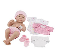 Berenguer, кукла младенец с комплектом одежды  36 см