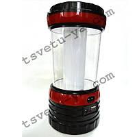 Лампа аварийного освещения YJ-5835 XT Фонарь аккумуляторный 30 LED диодов, АА батареи