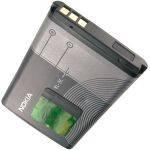 Аккумулятор для nokia bl 5c 100, 101, 1101, 1110, 1112, 1600, 2300 копия