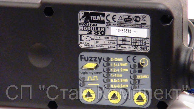 Telwin Digital Modular 230 инструкция - фото 11