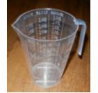 Стакан мерный пласт. 200мл (ПС)