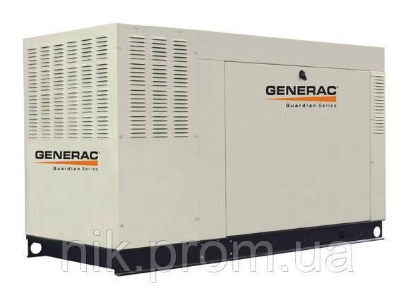 Газовый генератор 50 кВА SG50