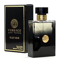Мужские духи Versace Pour Homme Oud Noir (Версаче Пур Ом Оуд Нуар) 100 ml