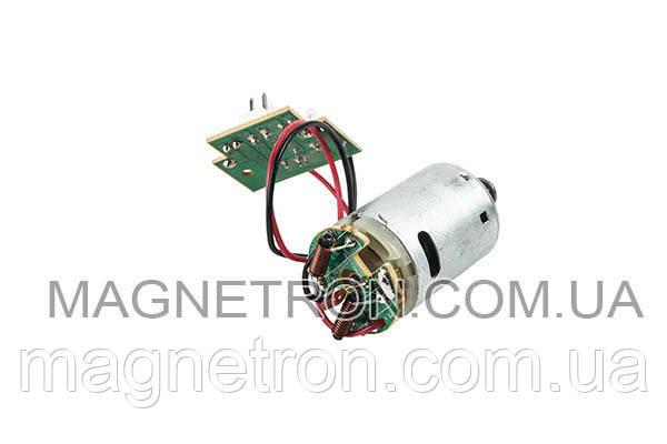 Плата + двигатель для аккумуляторного пылесоса Zelmer VC1200.056, фото 2