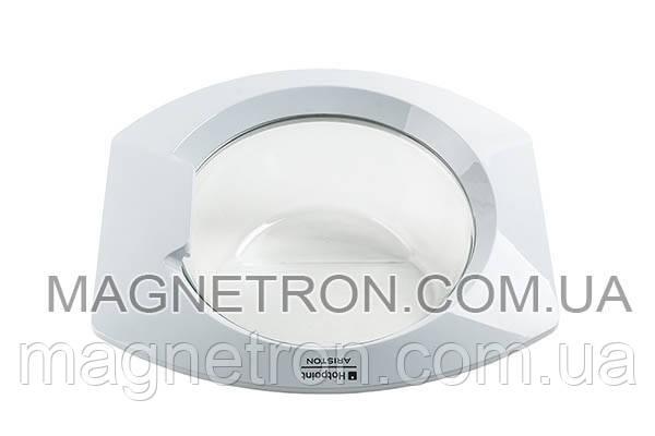 Люк для стиральной машины Indesit C00259866, фото 2