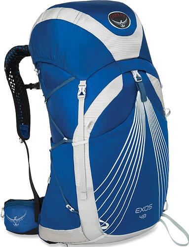 Качественный рюкзак Osprey Exos 48 синий