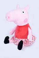 Большая игрушка для девочки и мальчика Свинка Пеппа 45см.