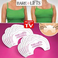 Наклейки для поднятия груди Bare Lifts