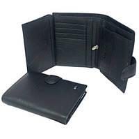 Мужской кошелек портмоне Dr.Bond М2400 black