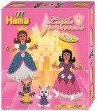 Большой набор 'Маленькая принцесса', термомозаика Hama 3230