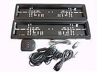 Рамка шторка для автономеров качественный ABS пластик Рамка номера со шторкой