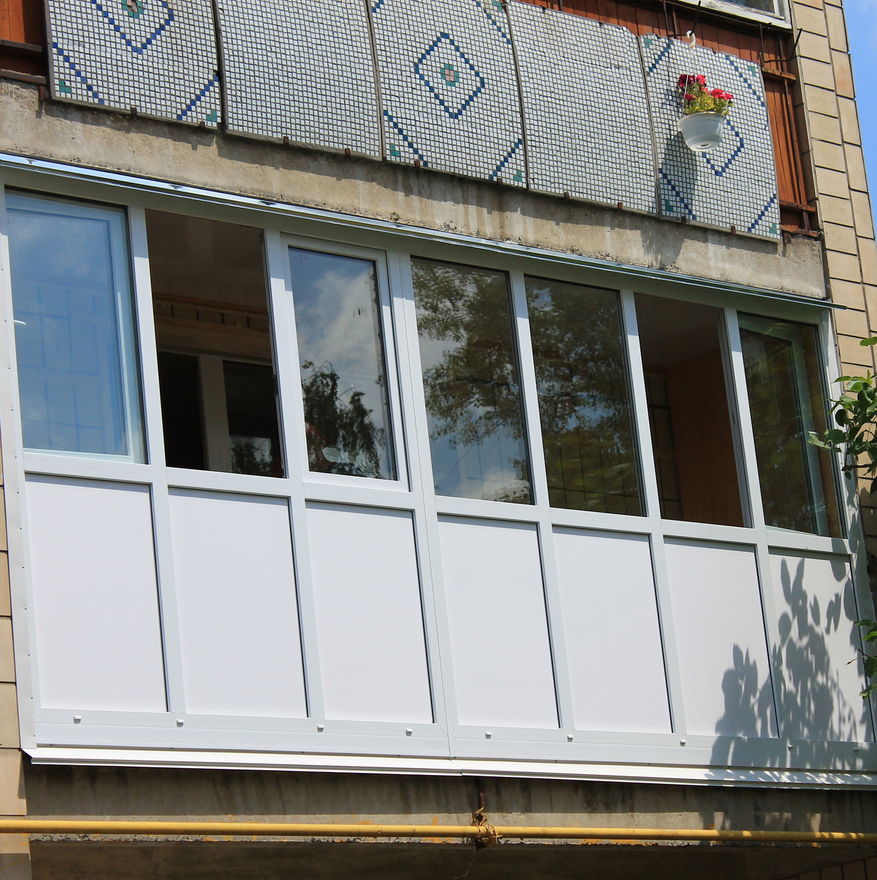 Услуги: изготовление балконов в украине. услуги на prom.ua.