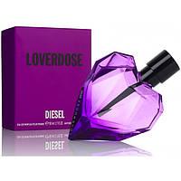 Женские ароматы Diesel Loverdose (чувственный восточно-гурманский аромат)