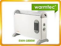 Електричний обігрівач WARMTEC EWH-1800W + обдув