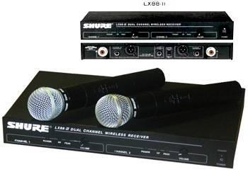 Радиосистемы микрофон