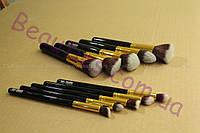 Очень качественные и красивые кисти SYGMA Style Master 10 штук
