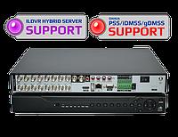 Гибридный видеорегистратор на 16 каналов Division DV-1604HR