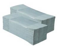 """Бумажные полотенца одиночные """"Z-сложение""""200шт,25х23см,гофрированные """"PZ11"""""""