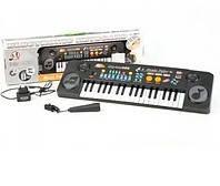 Детский синтезатор MQ-803 с микрофоном и MP3