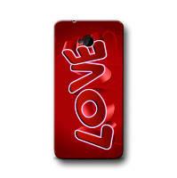 Чехол для HTC One Max 803n (Love)