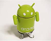Портативная колонка в виде робота Android