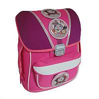 Ортопедический ранец Angry Birds для девочки 1-4 класс