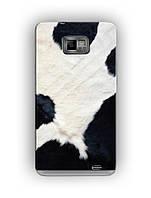 Чехол для Samsung Galaxy S2 (шкура коровы)