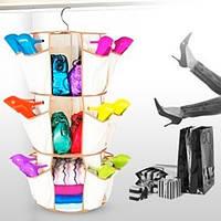 Органайзер для хранения одежды и обуви Smart Carousel Organizer