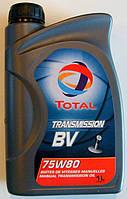 Трансмиссионные масла TOTAL TRANSMISSION BV 75W-80   1L